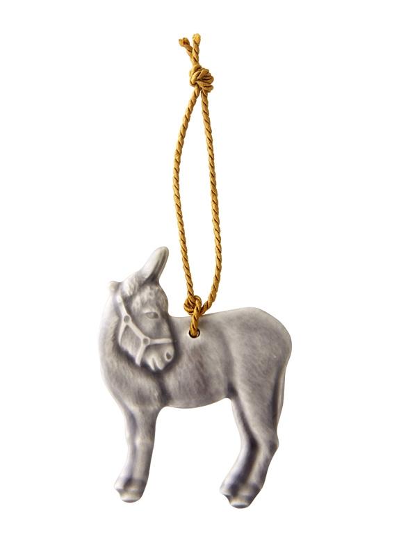 Donkey Christmas Ornaments.Christmas Ornaments Ornament Donkey